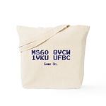 MS60 QVCW 1VKU UFBC Game On Tote Bag