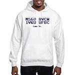 MS60 QVCW 1VKU UFBC Game On Hooded Sweatshirt