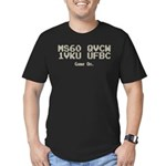 Game On. ms60 qvcw 1vku ufbc Men's Fitted T-Shirt