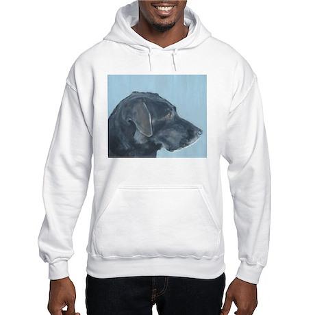 """""""Black Lab"""" Hooded Sweatshirt"""