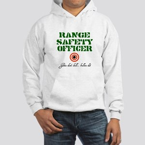 Range Safety Officer Hooded Sweatshirt