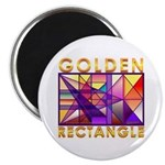 Golden Rectangle Magnet