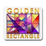 Golden Rectangle Mousepad