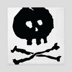 Skull and Cross Bones - Rough Queen Duvet