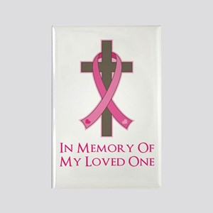 In Memory Cross Rectangle Magnet