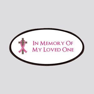 In Memory Cross Patches