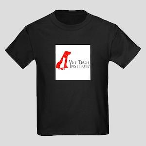 VTI Logo Kids Dark T-Shirt