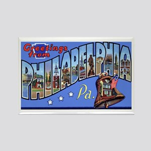 Philadelphia gifts cafepress philadelphia pennsylvania greetings rectangle magn negle Gallery