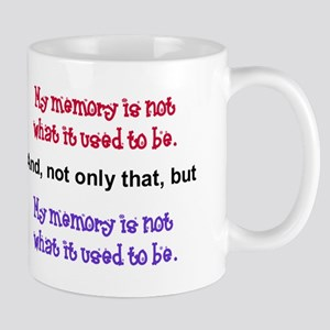 My memory Mug