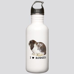 i love bunnies Stainless Water Bottle 1.0L