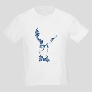 Puffin Landing Kids Light T-Shirt