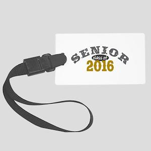 Senior Class of 2016 Large Luggage Tag