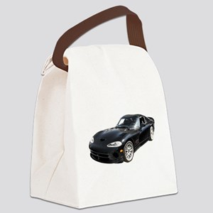 1999 Dodge Viper GTS ACR Canvas Lunch Bag
