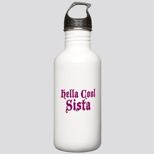 Hella Cool Sista Stainless Water Bottle 1.0L