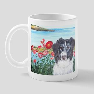 """Border Collie"" Mug"