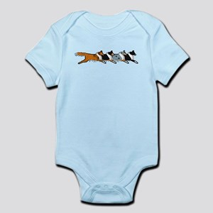 Group O' Shelties Infant Bodysuit