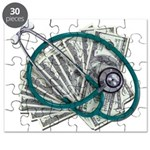 Stethoscope and Money Puzzle