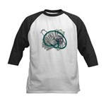 Stethoscope and Money Kids Baseball Jersey