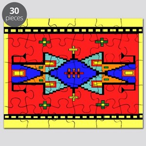Lakota Dreams Blanket Design Puzzle