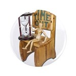 Sitting Timeout Chair Hour Glass 3.5