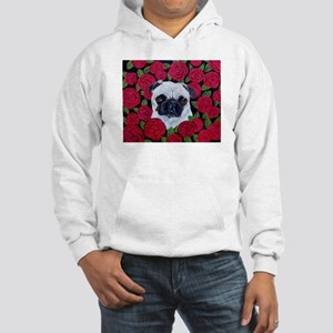"""My Valentine"" Hooded Sweatshirt"