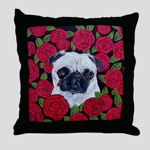 """My Valentine"" Throw Pillow"