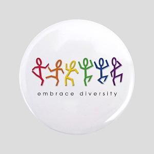 "gay pride dance 3.5"" Button"