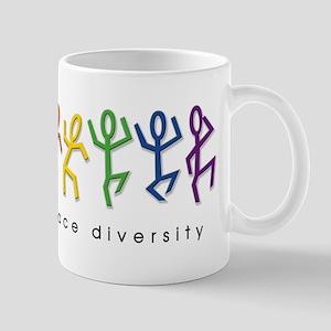 gay pride dance Mug