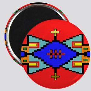 Lakota Dreams Blanket Design Magnet