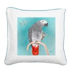 What's This? Square Canvas Pillow