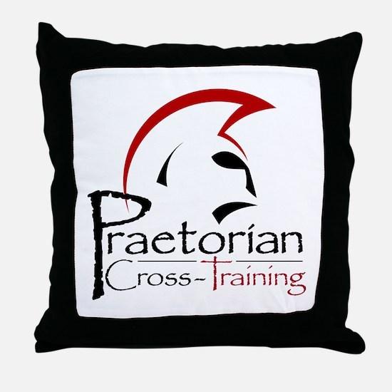 Praetorian Cross-Training Throw Pillow