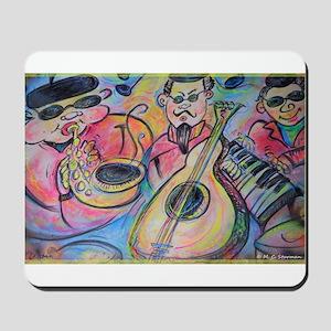 Band, music, art! Mousepad