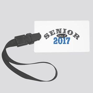 Senior Class of 2017 Large Luggage Tag