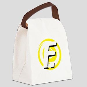 FotugraphersV2 Canvas Lunch Bag