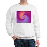 Sherbert Swirl Sweatshirt