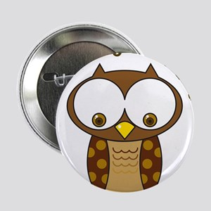 """Owl Always Love You 2.25"""" Button"""