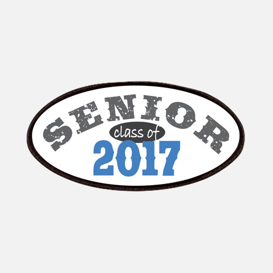 Senior Class of 2017 Patches
