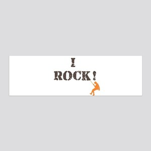 iRock 20x6 Wall Decal