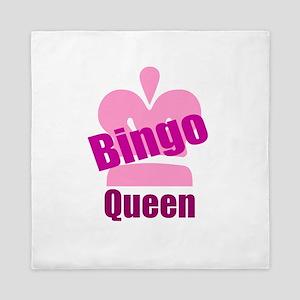 Bingo Queen Queen Duvet