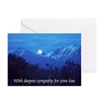 Cannot Say - M - Greeting Cards (Pk of 10)