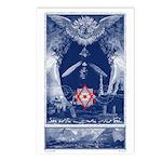 Crowley Postcards (Package of 8)