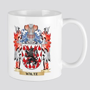 Waltz Coat of Arms - Family Crest Mugs