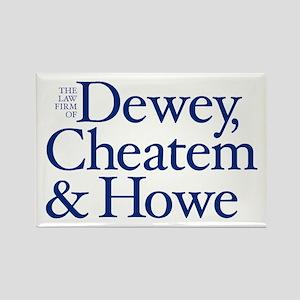 Dewey, Cheatem and Howe - Rectangle Magnet