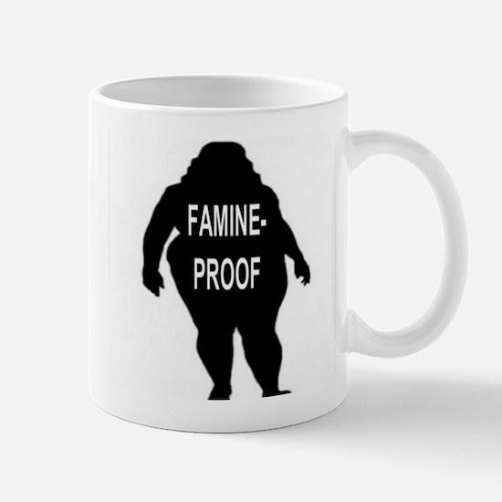 Unique Size acceptance Mug