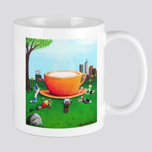 Coffee Is God Mug