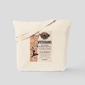 VETERANS Tote Bag
