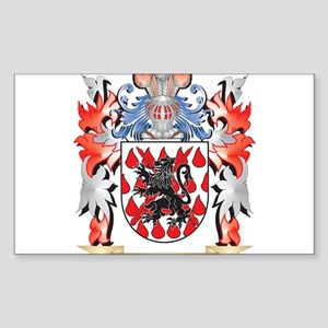 Waltz Coat of Arms - Family Crest Sticker
