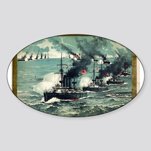 True Report Of The Great Sea Battle At Lushun Bay