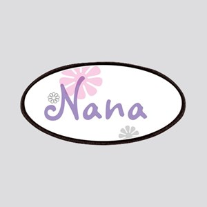 Nana Flowers Patches
