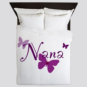 Nana Butterflys Queen Duvet